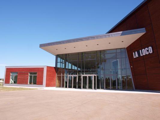 La Loco Salle de spectacle à Mezidon-Canon près de Lisieux facade