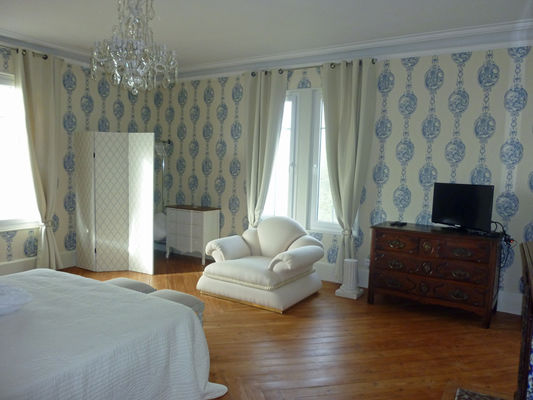 Le Manoir des Lords au Mesnil Durand, la Chambre du Manoir 3