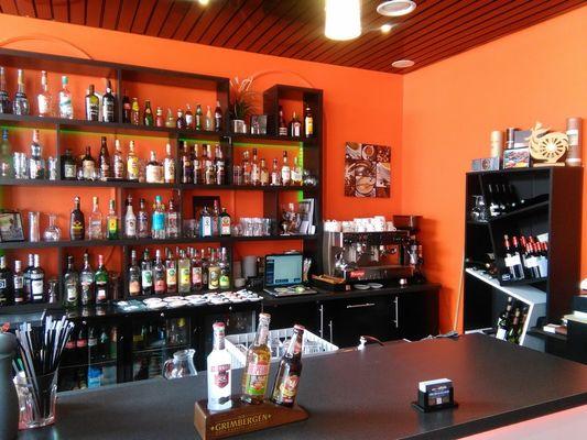 Le Duplex Brasserie à Lisieux Bar