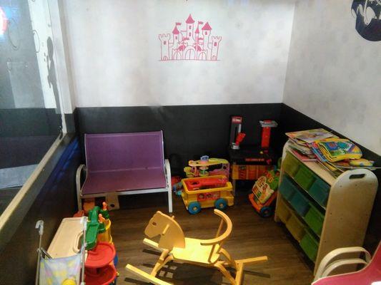 Le Duplex Brasserie à Lisieux Jeux pour enfants