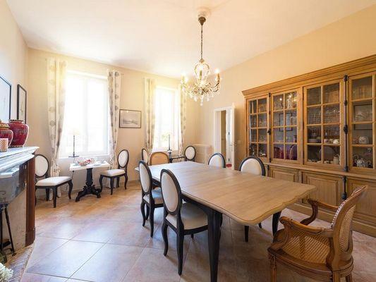 Le Presbytère Chez Sylvaine Decleves Chambre d'hôtes à Saint-Loup-de-Fribois (15)