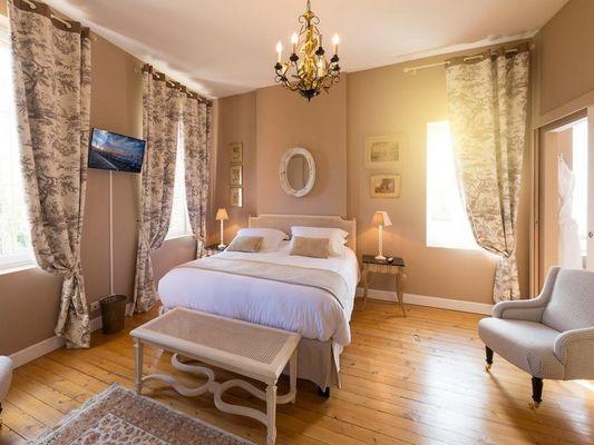 Le Presbytère Chez Sylvaine Decleves Chambre d'hôtes à Saint-Loup-de-Fribois (21)