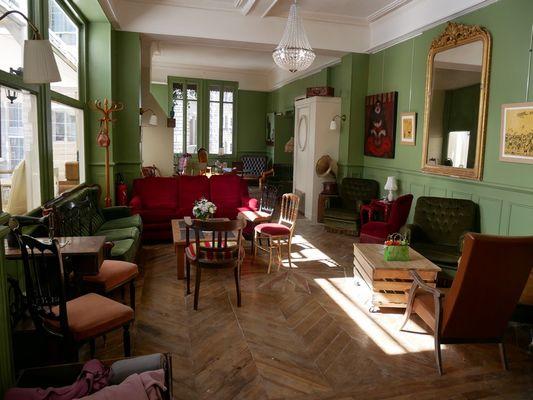 Les Soeurs Pinard Lisieux Salle