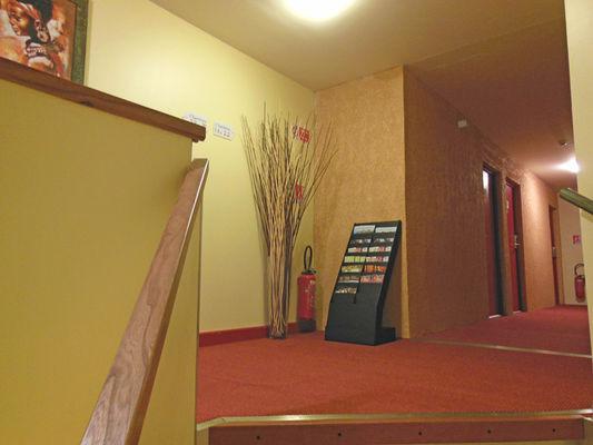 Libre Hotel - Hall d'accueil -Orbec -La Vespière