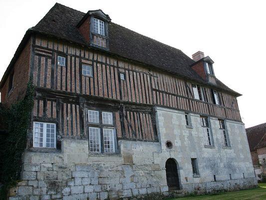 Manoir de Querville à Pretreville (2)