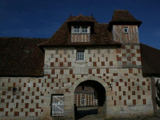 Manoir de Querville à Pretreville (7)