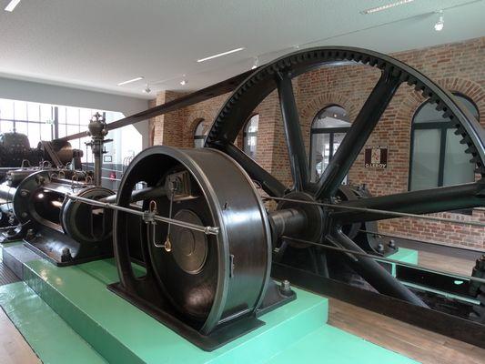 Machine à vapeur de Livarot (1)