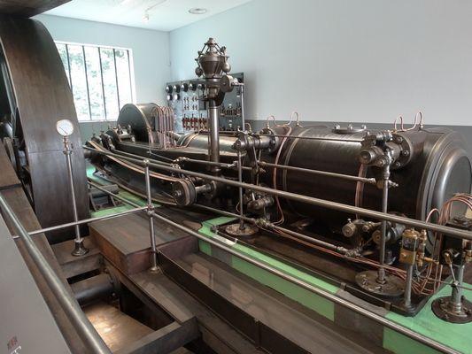 Machine à vapeur de Livarot (2)