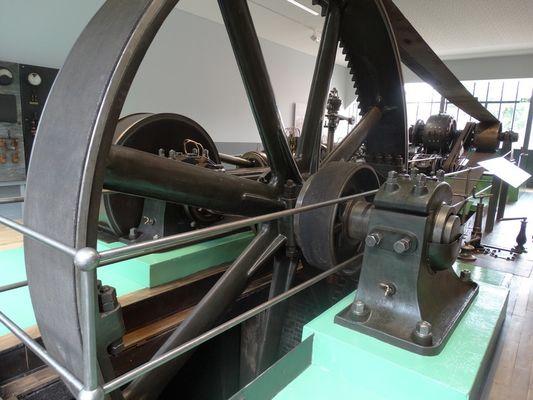 Machine à vapeur de Livarot (3)