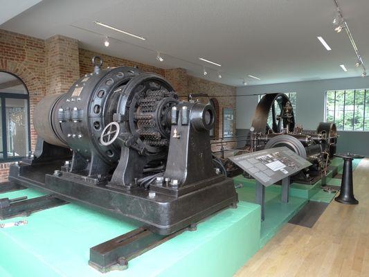 Machine à vapeur de Livarot (4)