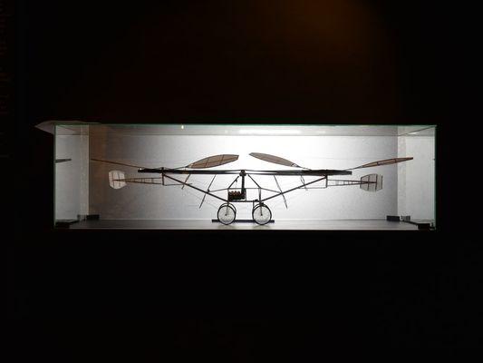 Musée d'Art et d'Histoire de Lisieux helicoptère