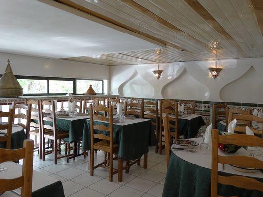 Restaurant La Couscousserie - Lisieux (salle a l'etage)