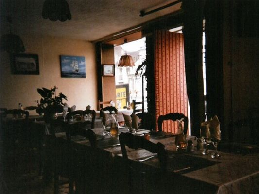 Restaurant La Fringale - Lisieux  (tables)