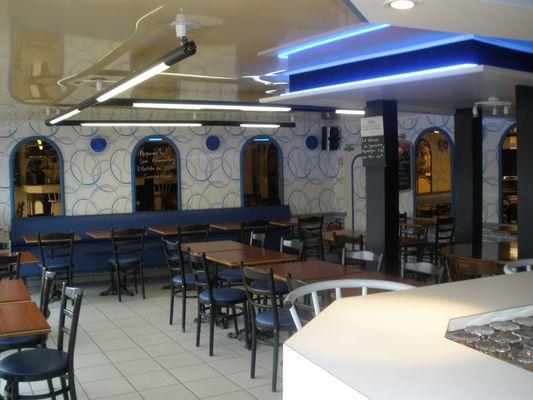 Restaurant Le Lexovien Lisieux (interieur)