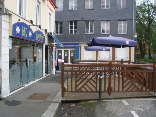 Restaurant Le Lexovien Lisieux (terrasse)