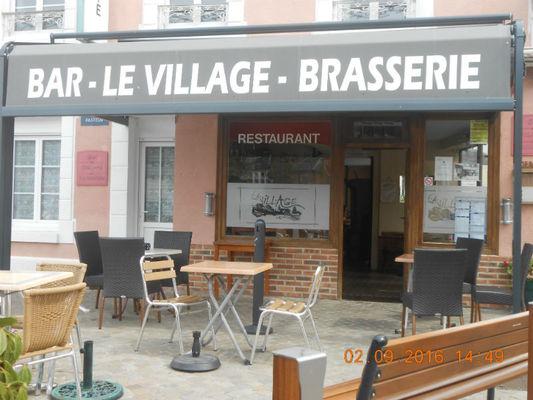 Restaurant Le Village 2016
