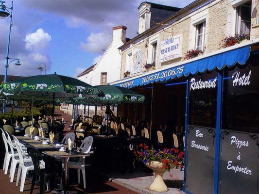 Restaurant-hotel-de-la-gare-Mezidon-Canon