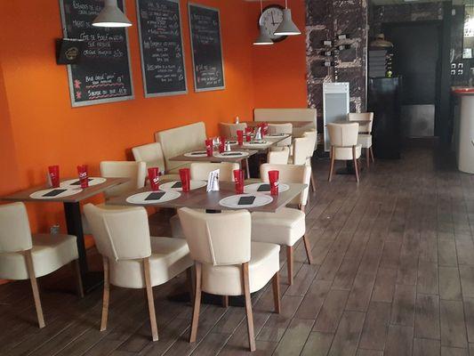 Restaurant l'endroit Lisieux