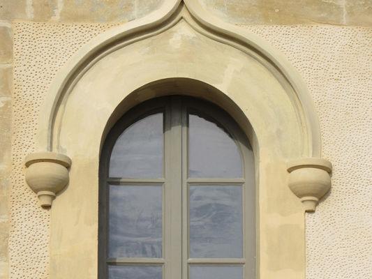 Abbaye de Saint Pierre sur Dives, bâtiments conventuels