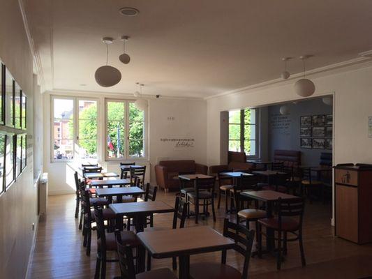 Subway restaurant rapide à Lisieux salle a l'étage