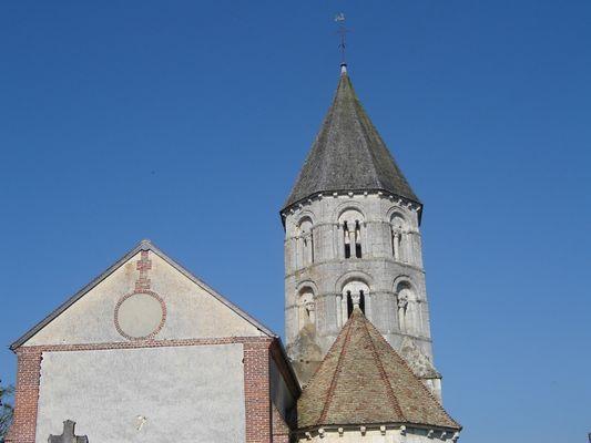 Tordouet église romane