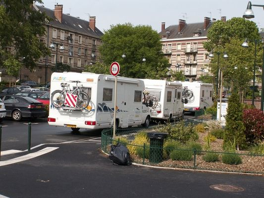 air de service camping cars Lisieux (1)