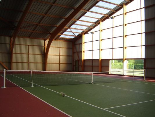 court couvert Orbec Tennis