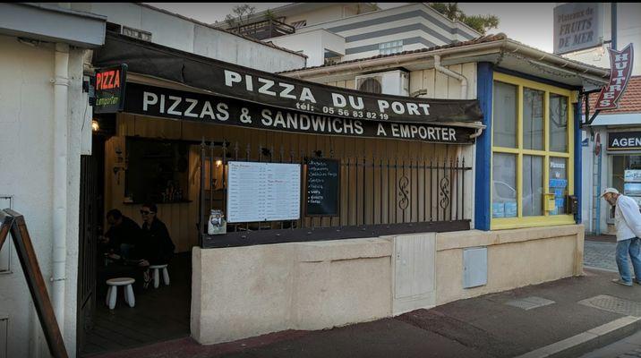Pizzas du port