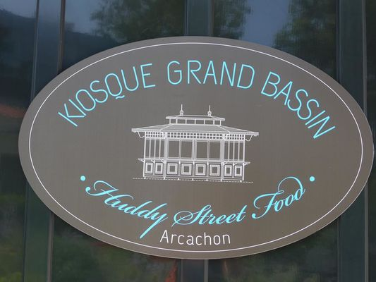 Kiosque Grand Bassin