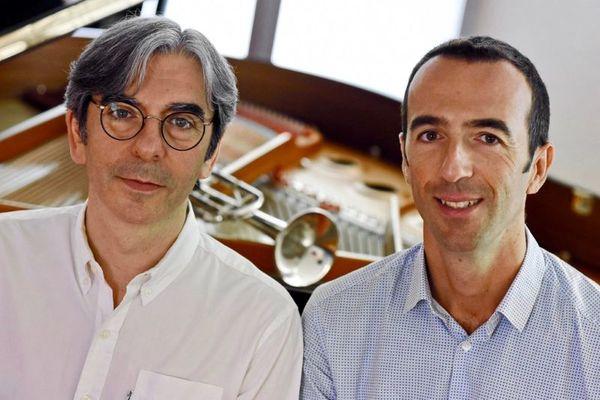 Duo Sylvain Gontard Dominique Fillon - Duo SyDo