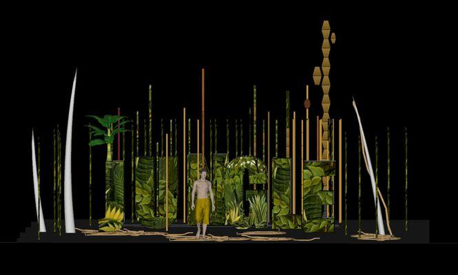 Jungle - Compagnie Eclat