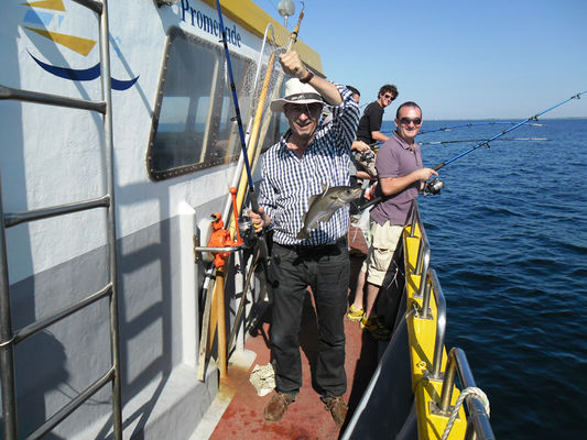 3 Balades et pêche en mer - Guilvinec - Pays Bigouden