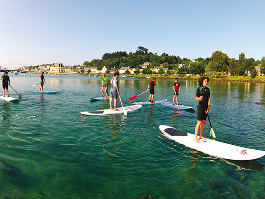 Rando paddle