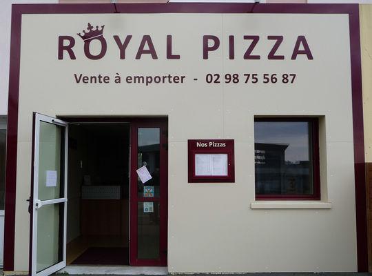 Façade Royal Pizza 1