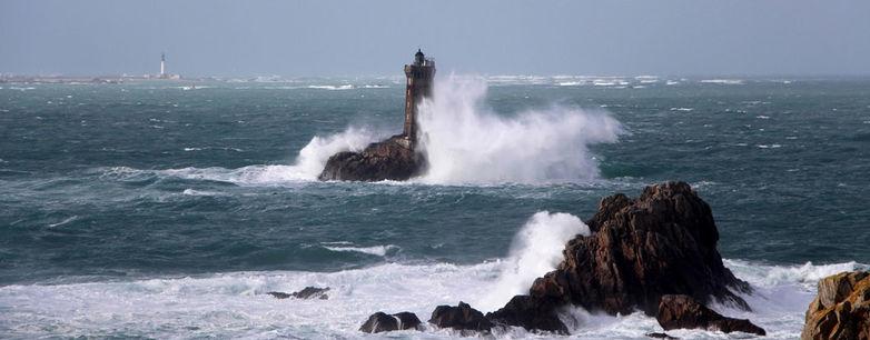 Pointe-du-Raz-tempête