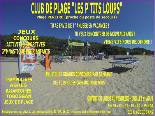 AFFICHE CLUB DE PLAGE_photo presentation1
