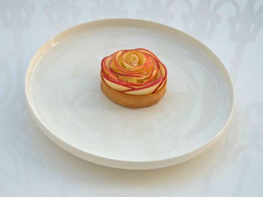 Tarte-aux-pomme