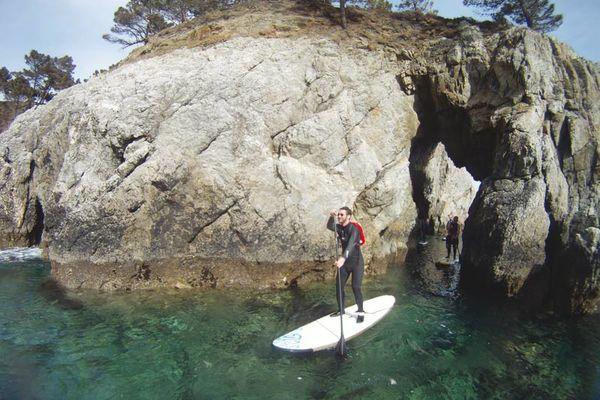 Le bout du monde en stand up paddle