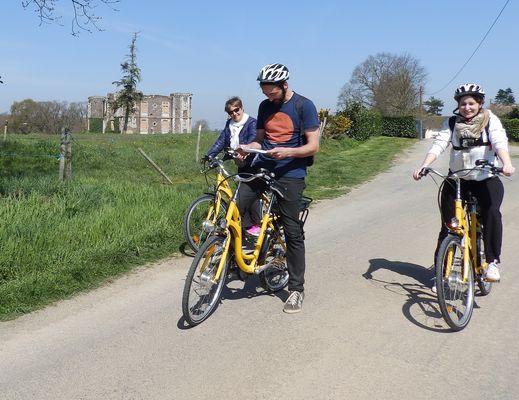 vélos électriques en pays de Montfort