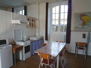 Ancienne école de caro coin cuisine