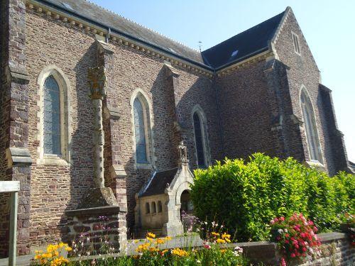 Eglise Saint-Méen Talensac