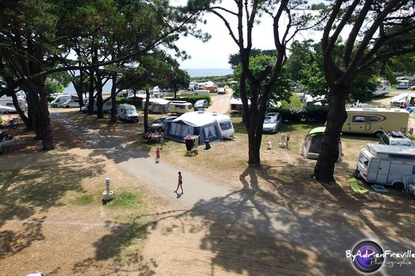 Camping Municipal de Port Sable