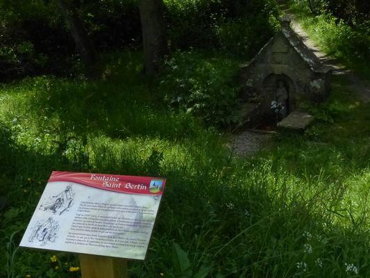 Circuit d'interprétation du patrimoine de Guillac