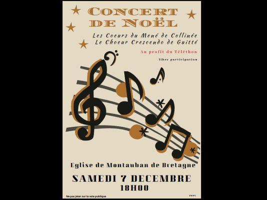Concert de Noel Montauban