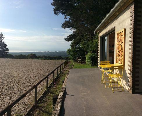 Cottage de la Doucette_Paimpont_vue extérieure_4