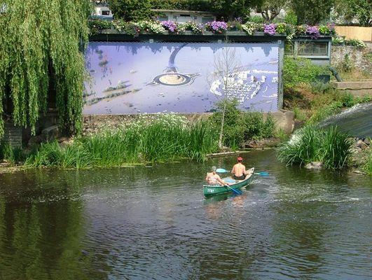 Club de Canoë-Kayak de La Gacilly, la Gacilly, Destination Brocéliande, Bretagne