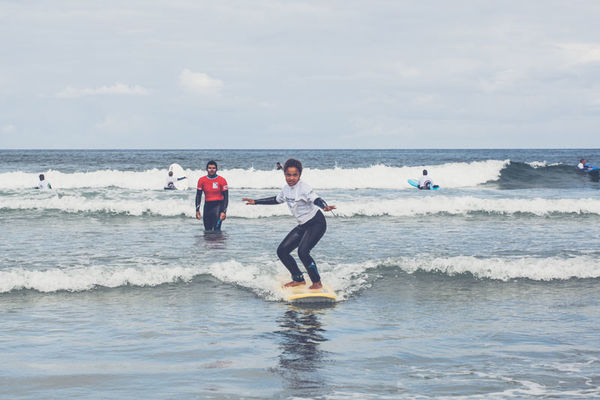 Dezert point - École de surf de Pors Carn