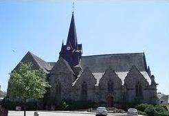 Eglise Saint-Pierre Sérent