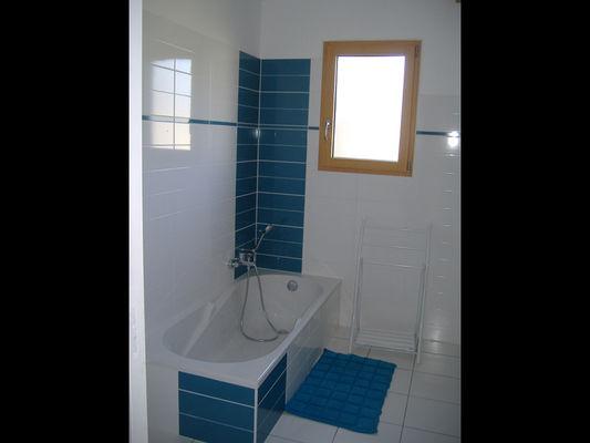 Gîte JP Pellerin salle de bain - Malestroit - Morbihan - Bretagne