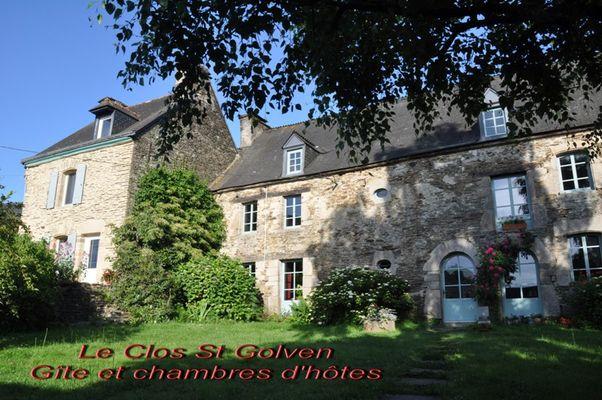 Gîte-Le Clos Saint Golven-Taupont-Destination-Brocéliande-Bretagne